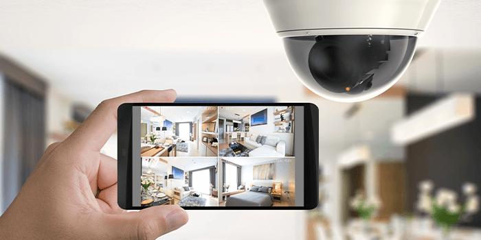 Alarmes e Câmeras