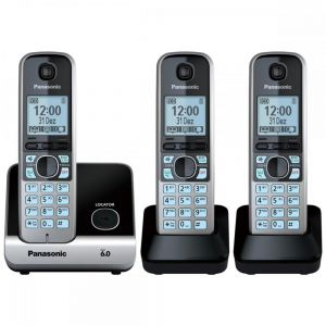 Telefone sem fio KX-TG6713LBB