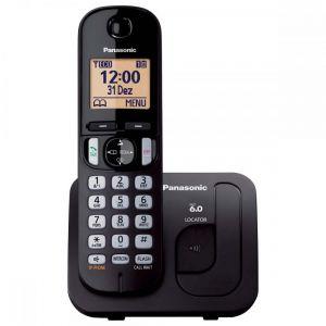 Telefone sem fio KX-TGC210LBB